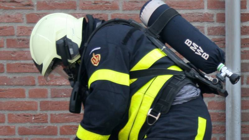 Brand in Cellostraat Etten-Leur