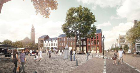 Sloop panden centrum Zevenbergen start in april