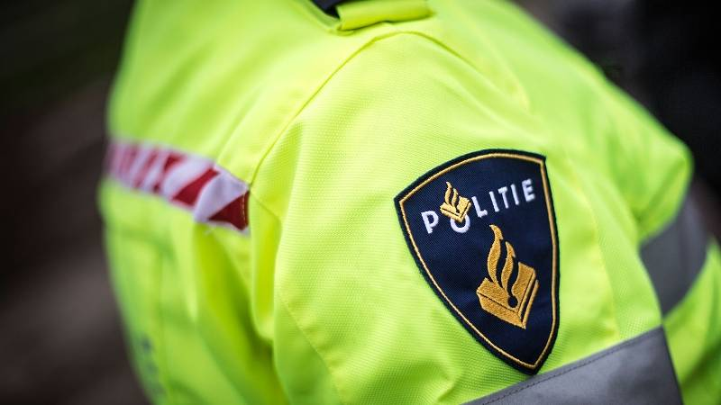 Auto slaat over de kop in Klundert